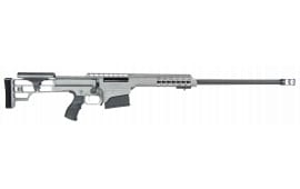 "Barrett 14805 M98B 308 Winchester 22"" 10+1 Fixed Metal Gray Stock Gray Cerakote/Black"