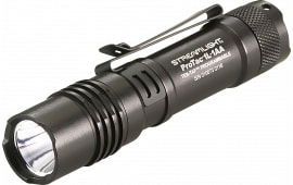 Streamlight 88061 ProTac 1 L 350 Lumens 3V CR123A Lithium Black
