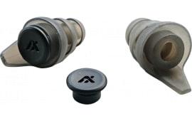 Axil XPRSM/L XP Reactor Earplugs 33 dB Smoke