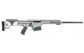 "Barrett 14815 M98B 308 Winchester 18"" 10+1 Fixed Metal Gray Stock Gray Cerakote/Black"