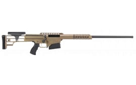 "Barrett 14819 M98B .300 Win 24"" 10+1 Fixed Metal Bronze Stock Bronze"