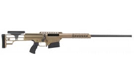 "Barrett 14820 M98B 7mm Rem Mag 24"" 10+1 Fixed Metal Bronze Stock Bronze"