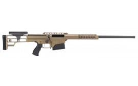 "Barrett 14823 M98B .260 Rem 22"" 10+1 Fixed Metal Bronze Stock Bronze"