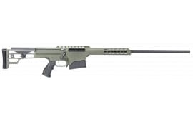 "Barrett 14831 M98B .300 Win 24"" 10+1 Fixed Metal OD Green Stock OD Green"