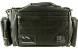 "Bulldog BDT930B Tactical Molle Range Bag Extra Large 9"" H x 22"" W x 18"" D Black"