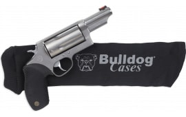 "Bulldog BD150 Gun Sock Handgun Knit Black 14"" L x 4"" W"