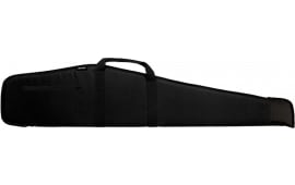 "Bulldog BD20044 Deluxe Scoped Rifle Case 44"" Nylon Textured Black"