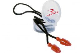 Radians JP3150HC Snug Plugs Earplugs Red/Black