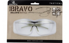 RAD CSB1011BX Bravo Glasses METAL/CLEAR
