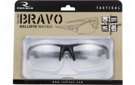RAD CSB1021BX Bravo Glasses BLACK/CLEAR