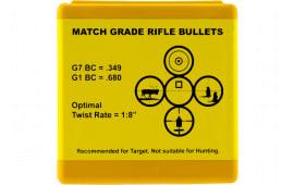 Berger Bullets 28407 Target 180 GR 100 Box