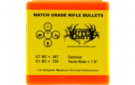 Berger Bullets 28550 Hunting 7mm .284 Dia 195 GR Hollow Point