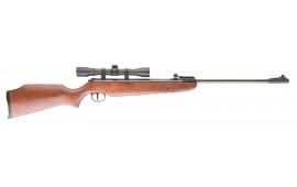 Umarex 2244001 Ruger Air Hawk Air Rifle Break Barrel .177 Pellet 4x32mm Scope Blued
