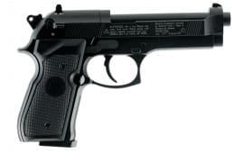 RWS 2253000 92 Air Pistol CO2 .177 Pellet Black