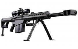 "Barrett 18073 M82-A1 PKG 50BMG 20"" 10rd, W / Nightforce SHV Scope and Barrett Zero Gap Rings"