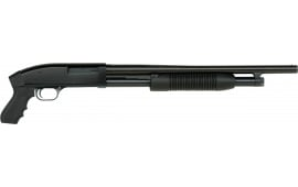 "Mossberg 32204 88 Cruiser 20GA. 18.5"" Bead Blue 6rd Shotgun"