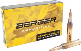 Berg 30020 260REM 130 GR HYB OTM Tact - 20rd Box
