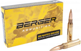 Berg 60010 .308 Winchester 140 GR Hybrid Hunter - 20rd Box