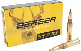 Berg 60040 .308 Winchester 168 GR Classic Huntr - 20rd Box