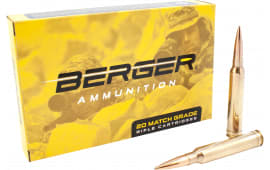 Berger Bullets 70100 300 WIN 215 GR Hybrid TRGT - 20rd Box