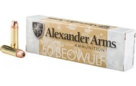 Alexander Firearms AB350XTPBOX 50 Beowulf 350 XTP - 20rd Box