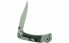 """Ka-Bar 3189 Hunter Folder 3.88"""" 5Cr15 Stainless Steel Clip Point G10 Black"""