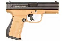 FMK Firearms G9C1G2EBRT 9C1 G2 FAT 4 NMS BB 14rd Engraved