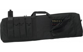 "US PeaceKeeper P30043 Tactical Combo Case Rifle/Shotgun 600D Polyester 43"" x 12.75"" x 3.75"" Black"