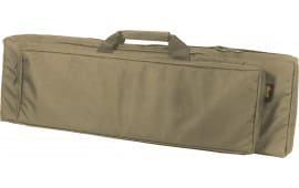 "US PeaceKeeper P40036 RAT 36"" Tactical Rifle Case 600 Denier Tan"