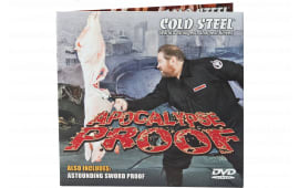 Cold Steel Vdapox Apocalypse Proof DVD