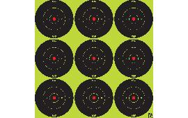 "Pro-Shot 2B-GREEN-108 2"" Splattershot Bullseye TRG"