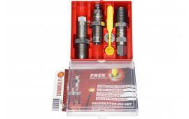 Lee 90754 Steel 3-Die Set Pistol 30 Luger