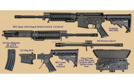 Windham Weaponry RMCS2 RMCS-2 Multi Caliber .223 Remington .300 Blackout 16