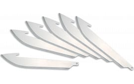 "Outdoor Edge RR30-6 RAZ Lite Blades 3"" 6PCS"
