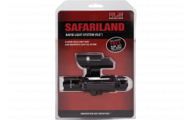 Safariland RLS13PIC1 Rapid Light System & Mount Ambidextrous AAA(3) Black