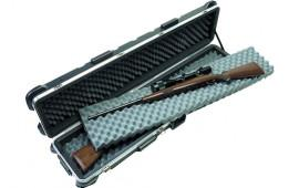 SKB 2SKB5009 Double Rifle Case Polyethylene Ribbed Black