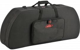 """SKB 2SKBSC4117 Hybrid PL Bow Case 600D Nylon Soft Black 39"""" x 15"""" x 5"""""""