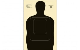 TQ5BLACK100 TQ-15 Black Targets 100 BX