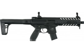 Sig Sauer Airguns MPX Air Rifle Semi-Auto .177 Pellet Black