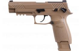 Sig Sauer AIR-M17-177 M17 ASP 177 PSTL TAN 20RNDS