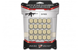 Real Avid AVAR15CP AR15 Star Chamber Cleaning Pad