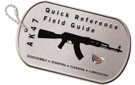 Real Avid AVAK47R AK47 Field Guide Booklet