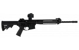 """LWRCI ICER5B16MRO Ic-enh 556 16"""" Black w/mro"""