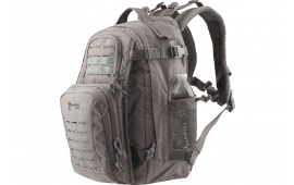 "Drago Gear 14310ST Defender Backpack 600D Polyester 17.5"" x 14.5"" x 11.25"" Gray"