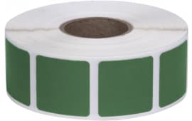 PAST/GR PASTERS: Green (1000 7/8? SQ PER Roll