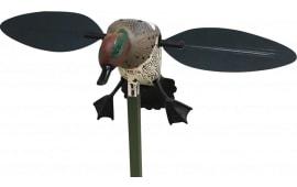Mojo HW8101 Teal Decoy w/Support Pole