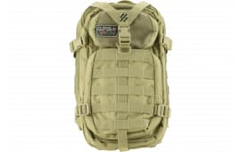 G*Outdoors T1611LTB Tactical Bugout Backpack Tan