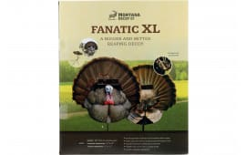 Montana Decoy 0071 Fanatic XL w/TURKEY Foot Base