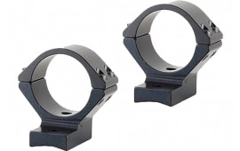 Talley 74X702 Rings and Base Set For Winchester 70 30mm Medium Black Matte Finish