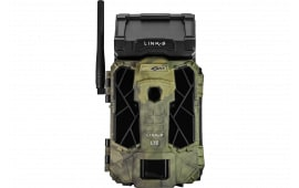 Spypoint Links Link-S-V Solar/Cellular Trail Camera 12 MP Camo